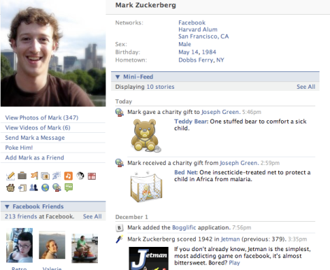 Mark Zuckerberg plays Jetman