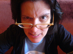 """Kara Swisher is looking at YOU, yes YOU. You know who you are."" by Mark Monteiro from flickr"